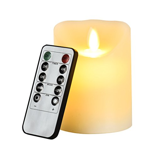 newcomdigi-vela-de-led-decorativa-vela-electrica-sin-llama-con-temporizador-y-mando-a-distancia-vela