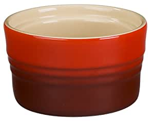 Le Creuset Stoneware 7-Ounce Stackable Ramekin, Cherry