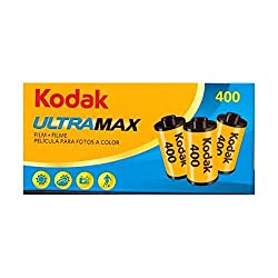 6034052 Kodak ULTRA MAX 400 35mm Color Film Roll 6034052