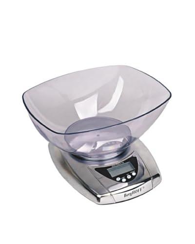 Berghoff Electronic Kitchen Scale, Black, 9.95X8.39X4.1
