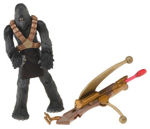 Star Wars Episode III 3 Revenge of the Sith WOOKIEE COMMANDO Kashyyyk Battle Bash Figure #58