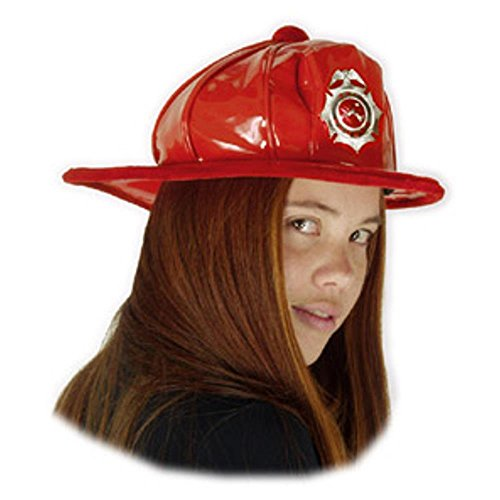 Adult Ladies Sexy Firefighter Costume Hat