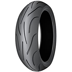 Michelin Pilot Power 2CT Two Compound Sport Radial Rear Tire - 180/55-17 26213