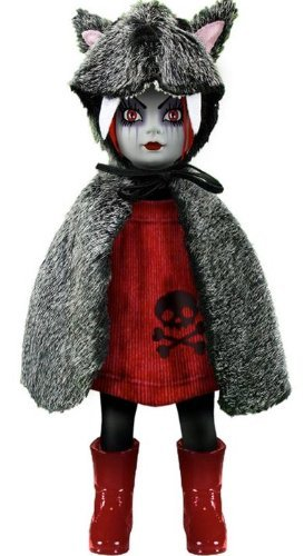 LIVING DEAD DOLLS SCARY TALES RED RIDING HOOD VARIANT