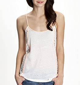 Ali Crochet Pieced Cami