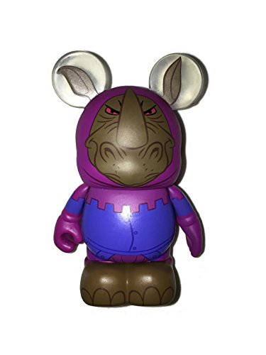 Disney Vinylmation Rhino Guard Villains 4 Series - 1