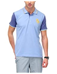 Yepme Men's Polo Cotton T-shirt - B00O32X2MO