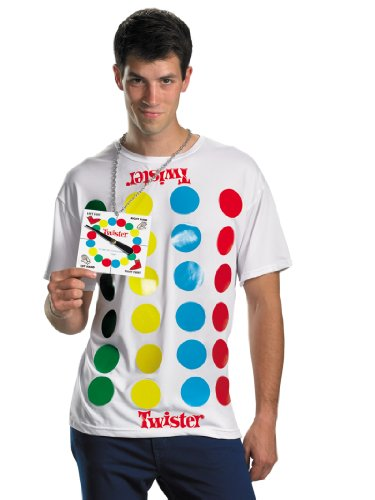 Wild  (Twister Costume Men)