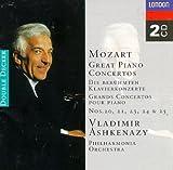Vladimir Ashkenazy Mozart: Great Piano Concertos