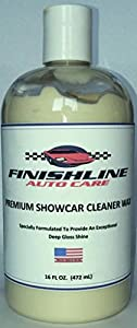 Finishline Showcar Shine Premium Cleaner Wax by Scientific Concepts