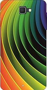 Go Hooked Designer Soft Back cover for Samsung Galaxy J7Prime + Free Mobile Stand (Assorted Design)