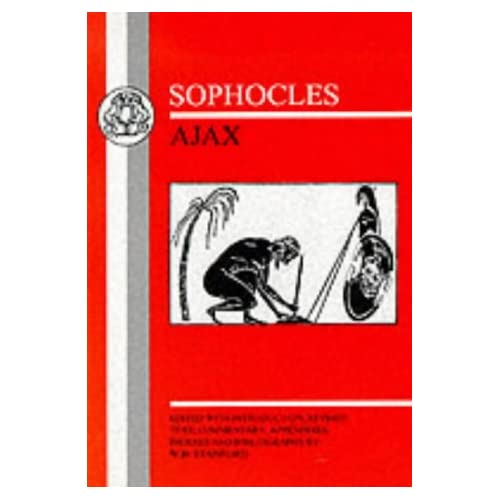 Sophocles: Ajax (Bristol Greek Texts Series)