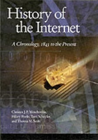 History of the Internet: A Chronology, 1843 to Present