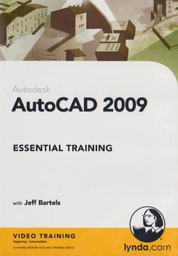 AutoCAD 2009 Essential Training