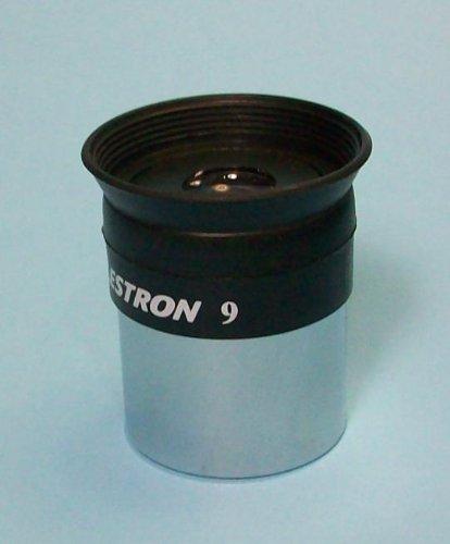 "Celestron 9mm 1.25"" Telescope Eyepiece w/ Eyeguard"