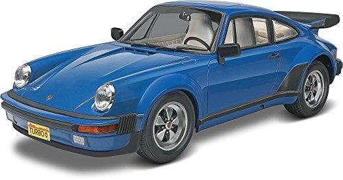 Revell Porsche 911 Turbo Plastic Model Kit (Porsche 911 Model compare prices)