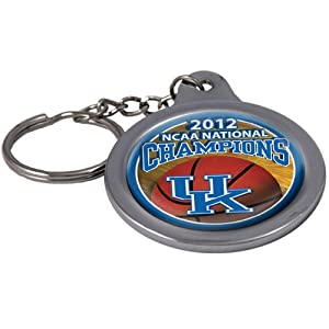 Ohio State Buckeyes 2012 NCAA Basketball National Champions Round Key Chain