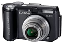 Canon PowerShot A640 10MP Digital Camera with 4x Optical Zoom