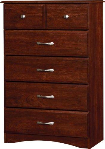 Dark Cherry Dresser