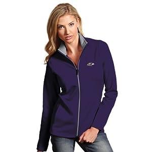 NFL Baltimore Ravens Women's Leader Jacket from Antigua