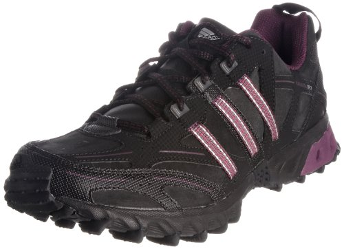 Adidas Men's Black/Purple Kanadia TR 3 Trainers 6 UK