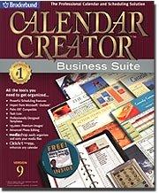 Calendar Creator 9 Business Suite 9B00007L5U5 : image