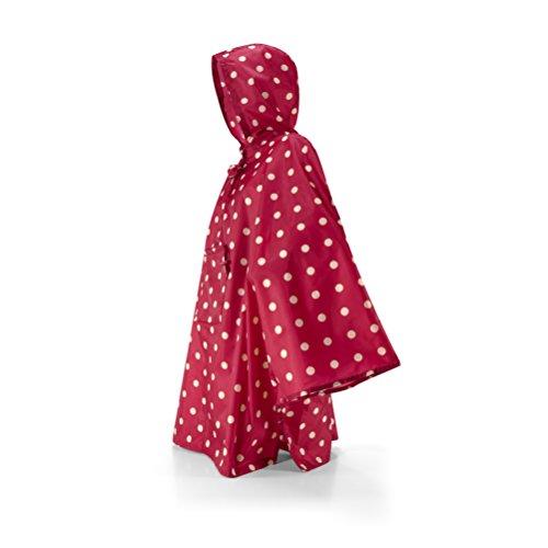 reisenthel regenmantel mini maxi ruby dots m an3014. Black Bedroom Furniture Sets. Home Design Ideas