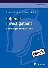 Internal Investigations: Ermittlungen im Unternehmen (C.F. Müller Wirtschaftsrecht) (German Edition)