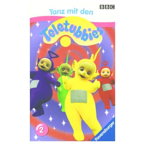 Amazon.com: Teletubbies: Dance with the Teletubbies [VHS]: Dave