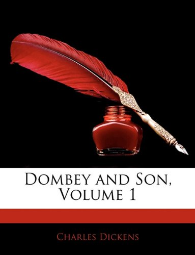 Dombey and Son, Volume 1