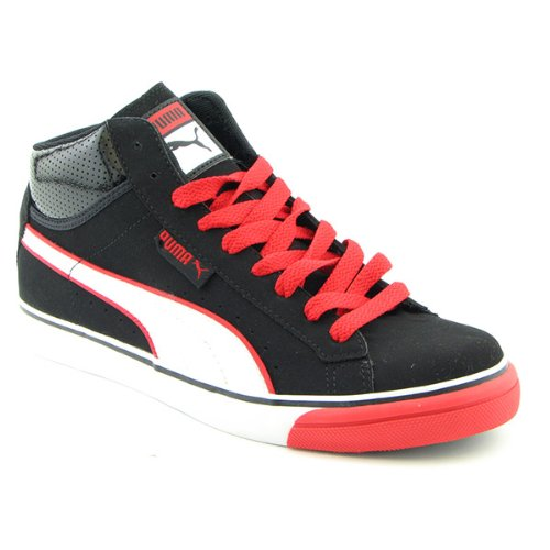 Puma Mid Vulc Mens Mid Top Athletic Sneakers Skate Street Casual Fashion Skateboard Shoes front-1079720