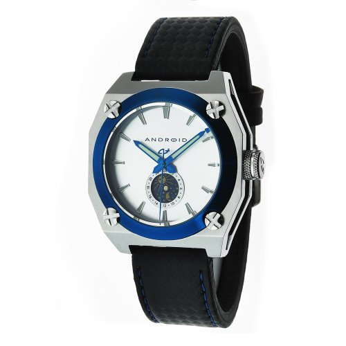 Android Men's AD485BS Silverjet