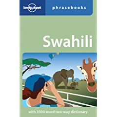 Swahili (Lonely Planet Phrasebooks)