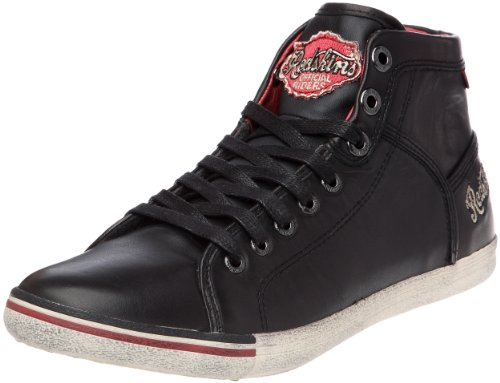Redskins  Under,  Sneaker uomo, Multicolore (nero), 43 EU