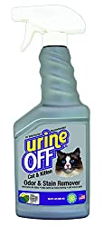 Urine Off Cat & Kitten Stain & Odour Remover - 500 ml