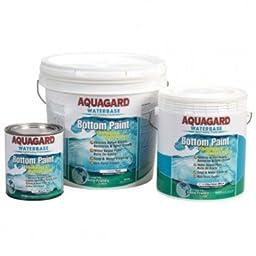 AMRA-10004.016 * Aquagard Water-Based Antifouling Paint (Quart)-GREEN