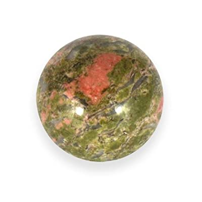 Unakite Crystal Sphere ~2.5cm