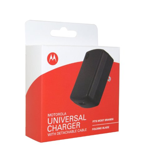 Motorola Wall Charger MicroUSB Rapid Rate Charger