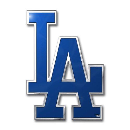 Los Angeles Dodgers Color Auto Emblem - Die Cut