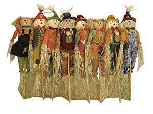 "Don Wasserman Int'l KLY1141005 Scarecrow 60"" (PACK OF 12)"