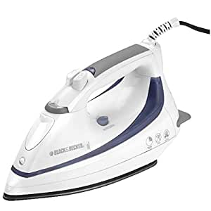 Applica F976 B&D Aso1200W Ss Soleplate Iron