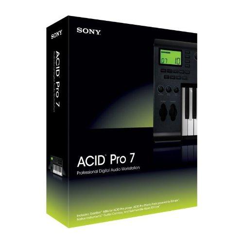 最新版 Sony ACID Pro 7 ソニー アシッドプロ   [並行輸入品]