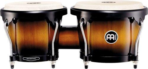 Meinl 6 3/4-inch and 8-inch Bongo - Vintage Sunburst