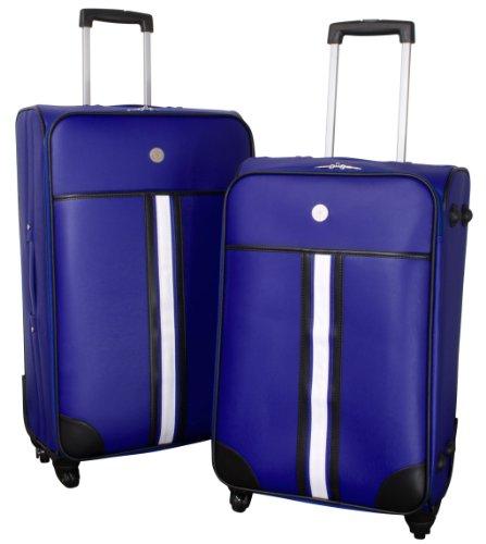 Kofferset 2tlg Amsterdam blau