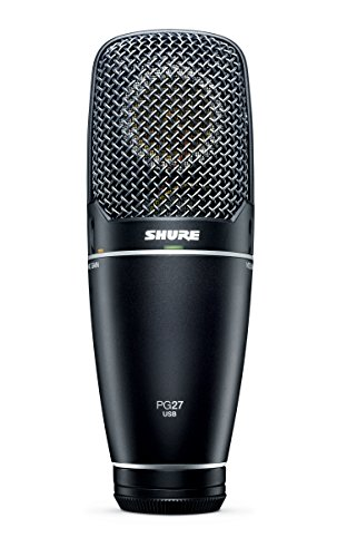Shure PG27-USB Multi Purpose Microphone - 2