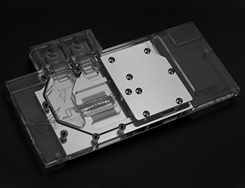 Nhowe VGA GPU Water Cooling Block For N-as98strux-x Asus Strix Gtx980 970 780ti 780 (Gtx 970 Watercooling compare prices)