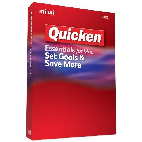 Quicken Essentials for Mac Personal Finance Software