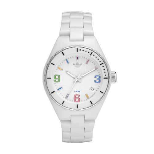 Adidas Originals Unisex 35mm Cambridge Analogue Watch - ADH2502 With Multi Colour Dial