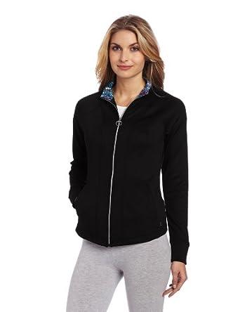 Buy Danskin Ladies Revival Twill Tech Jacket by Danskin