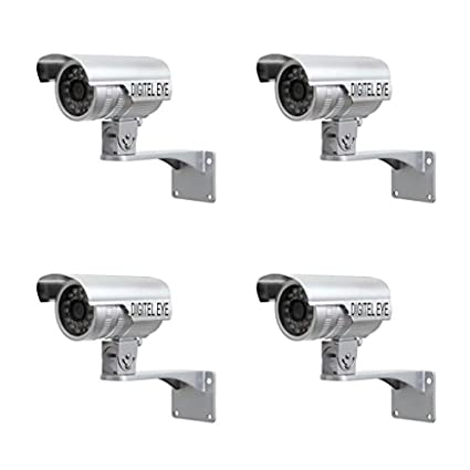Digitel Eye DE-B130AH36 1.3MP AHD Bullet Cameras (Pack Of 4)